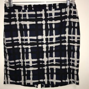 Banana Republic Lined Skirt